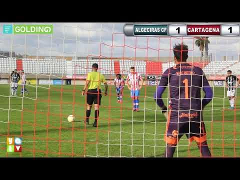 FÚTBOL ALGECIRAS CF   FC CARTAGENA