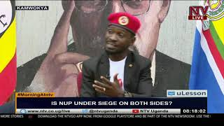 Every effort geared at liberating Uganda is positive - Bobi Wine