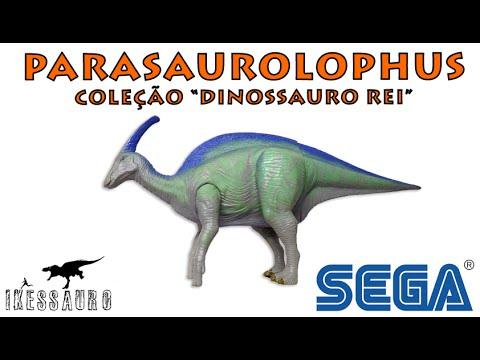 Parasaurolophus: Coleção Dinossauro Rei - Sega