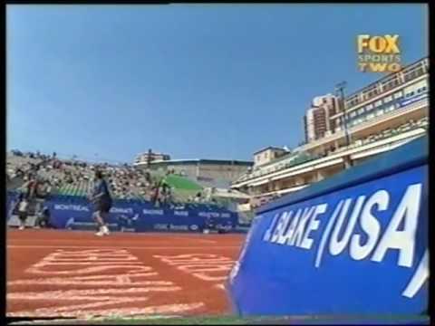 ATP 2003 Monte Carlo Blake vs Coria