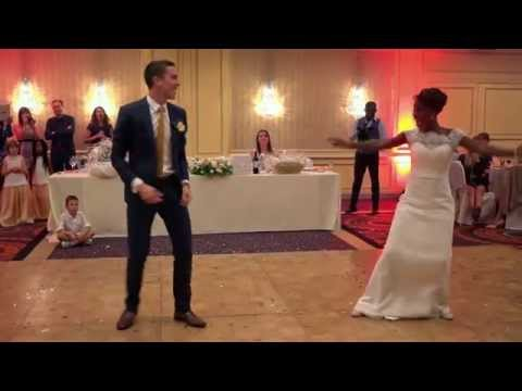 Opening Wedding Dance - Ruffine & Nicolas (Etta James - covered by Beyoncé, Bracket, P-Square)