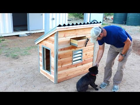 Thumbnail: DIY Dog House for our new puppy - Quick and Easy How to