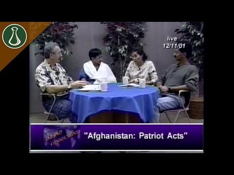 Island Connections: Afghanistan: Patriot Acts