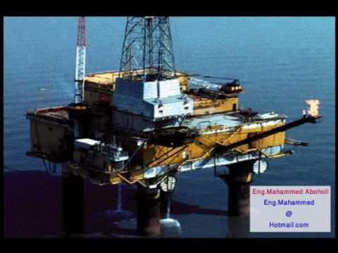 Oil & Gas platform Rig