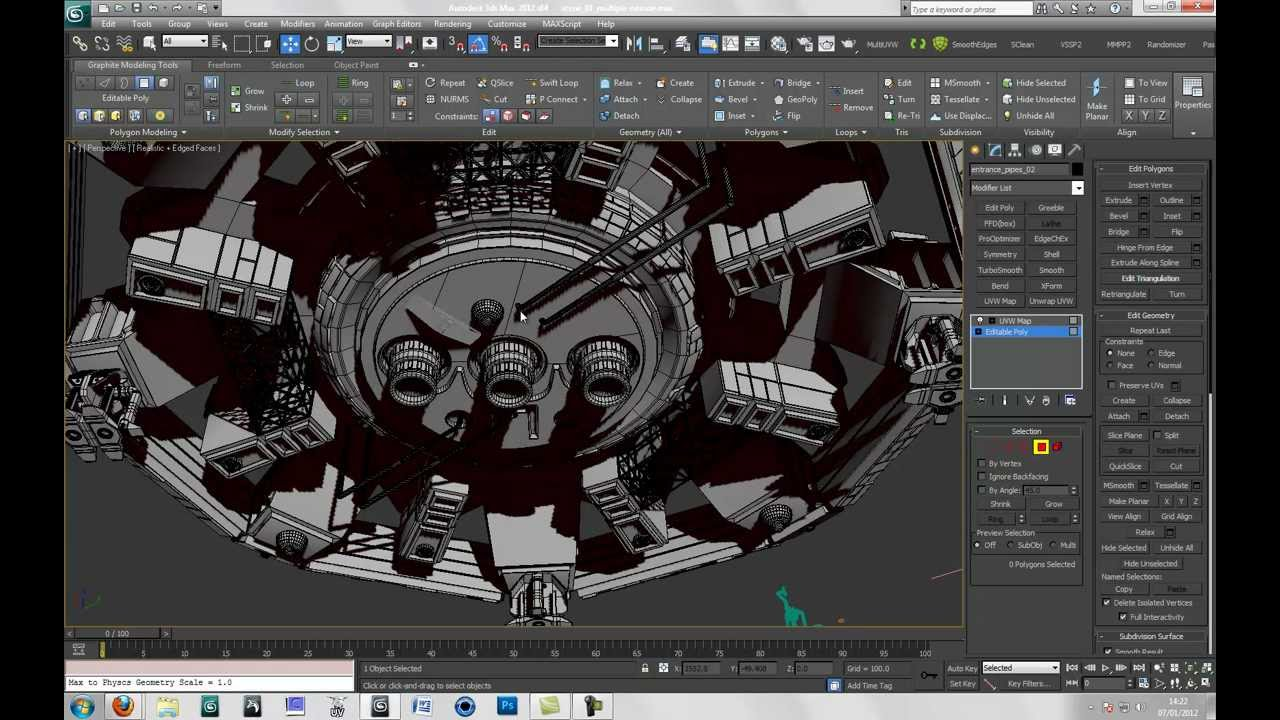 Learning autodesk 3ds max 2010 foundation for games 1, autodesk.