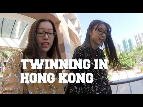 Vlog 7 || Travelling in Hong Kong!