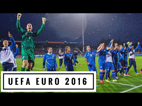 ICELAND - Strákarnir okkar ► EURO 2016 Team Profile HD