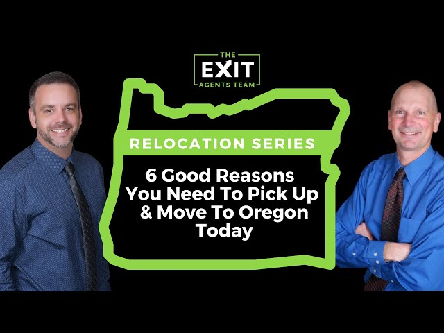 Six Good Reasons Why You Should Pick Up And Move To Oregon NOW! - Eugene, Oregon
