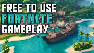 Free To Use | Fortnite Battle Royale Gameplay | 1080p 60fps
