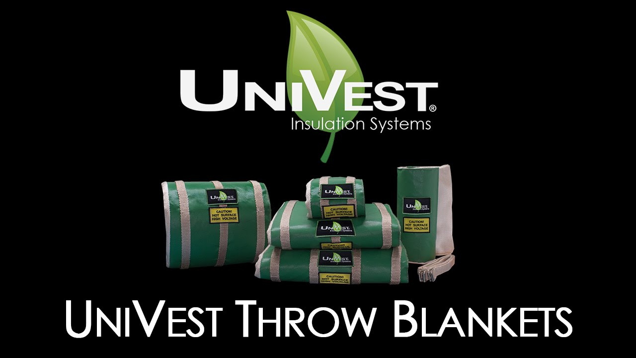Univest Insulation Jackets Unitherm Insulation Systems