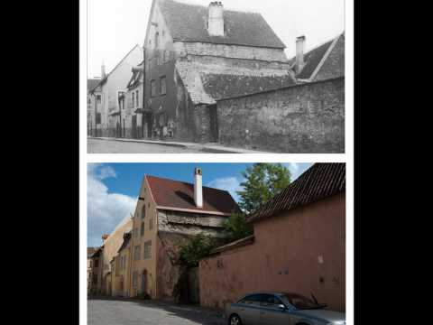 Tallinn: then and now, ver1