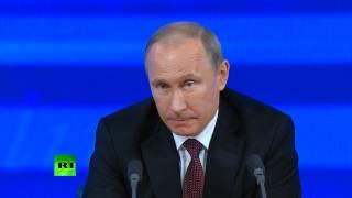 Путин: Россия не будет «махать шашкой» в Крыму