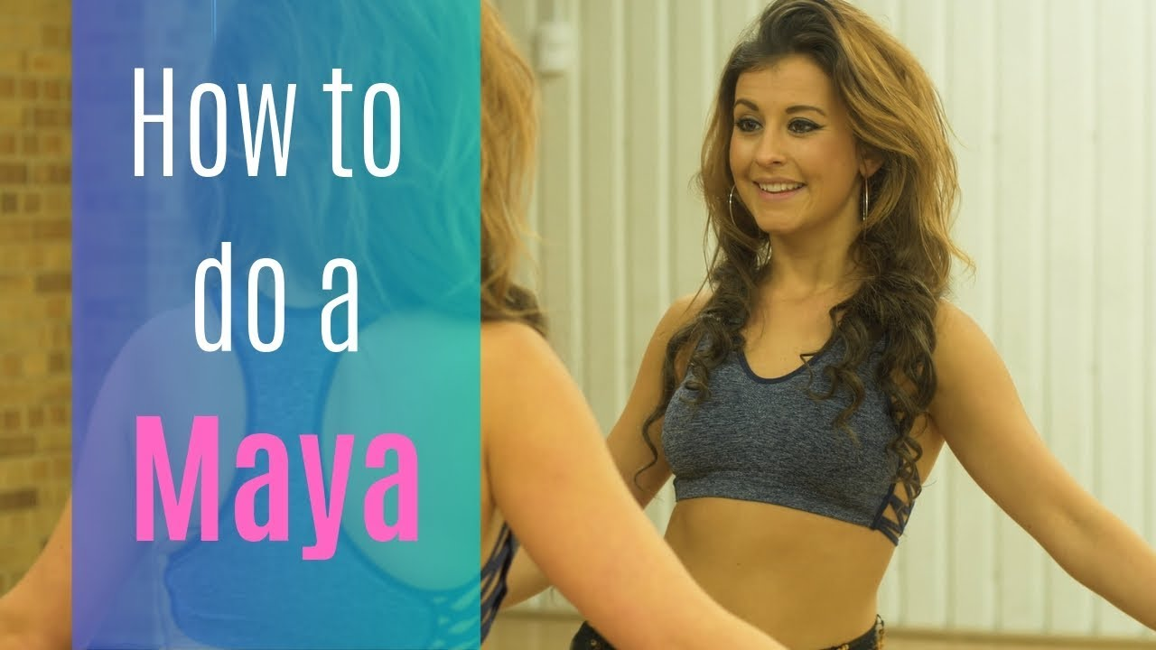 58cff1e0ae9 How To Do a Maya | Belly Dance Tutorials with Katie Alyce - YouTube