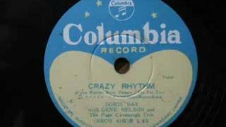 Doris Day - CRAZY RHYTHM