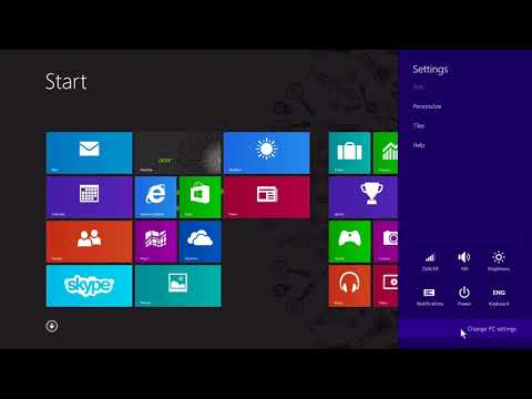 Windows 8.1 - How To Change Your PC Name