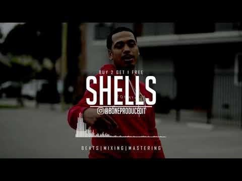 """Celly Ru x Mozzy x CML Type Beat - """"Shells"""" 