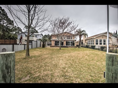 Grand Lagoon Waterfront Home - Panama City Beach, Florida Real Estate For Sale