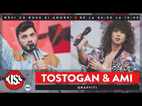 Tostogan'S feat. AMI - Graffiti (Live @ Kiss FM)