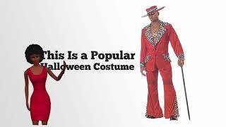 Men's Pimp Costume Full Review