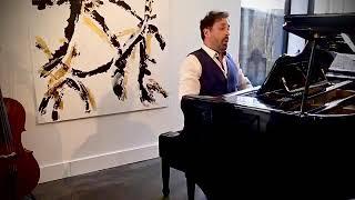 Concert Live Facebook ~Steeve Michaud ténor & pianiste  | CNA-NAC | Straight Music | SiriusXM | RBC