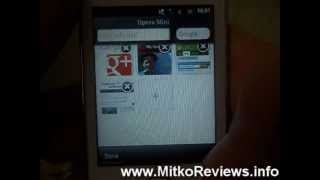 Gambar cover Opera Mini 7 Android App Review