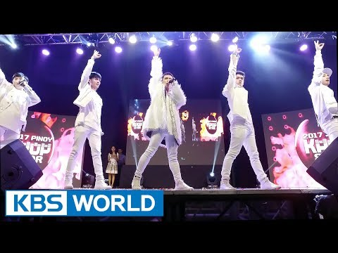 Preliminary Winners Of 2017 K-POP World Festival : PHP (Philippines)