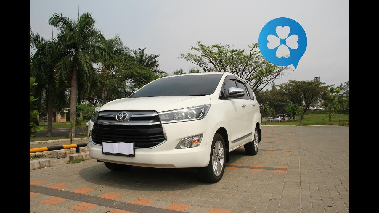 All New Kijang Innova Q Diesel Toyota Yaris Trd Sportivo Interior Nyobain 2 4 2016 Penerus