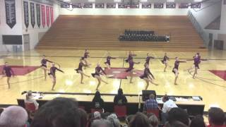 dancefulloutmn edina jv dance team jazz 2016