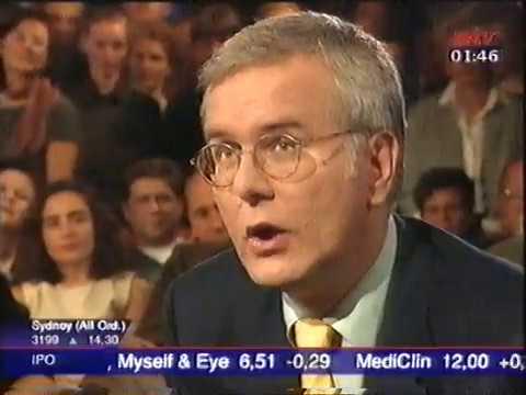 Harald Schmidt grüner salon 26.06.2000