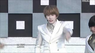 Super Junior - A-CHA, 슈퍼주니어 - 아차, Music Core 20111015