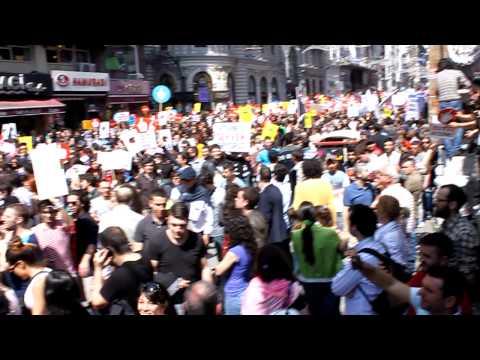 Internet Freedom Rally, Istanbul, 5/15