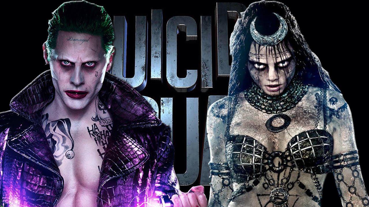 Jared Leto Cara Delevingne Haunt New Suicide Squad Empire Covers