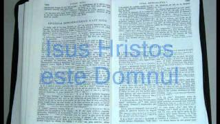 27 - APOCALIPSA - Noul Testament - Biblia Audio Romana