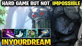 Inyourdream Tiny - His team Give up but He is not