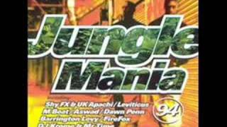 Jungle Mania 94 D.M.S.  & The Boneman X Sweet Vibrations