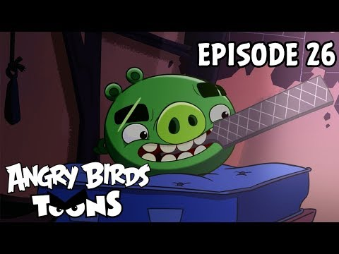 Angry Birds Toons | Hamshank Redemption - S1 Ep26