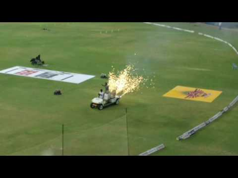 Actor Dhanush entry in Tamil Nadu premier league(TNPL) opening ceremony