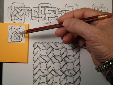 keltischer knoten 18 fertige bildmotive borten 2 teil. Black Bedroom Furniture Sets. Home Design Ideas