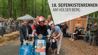18. Seifenkistenrennen am Hülser Berg in Krefeld (am 02.09.2019 um 17:15)