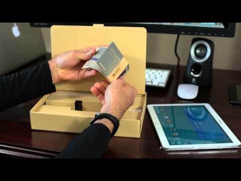Samsung Galaxy Tab Pro 10.1 Unboxing