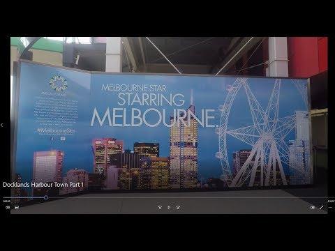 DOCKLANDS MELBOURNE PART 1