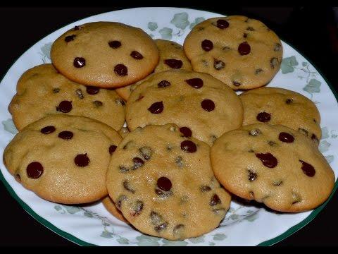 Galletas de chocolate -  Chocolate chips cookies