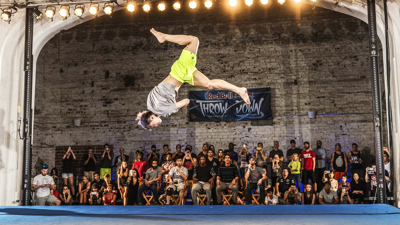 Download The Evolution of Tricking | Red Bull Throwdown 2015