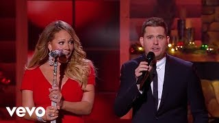 Mariah Carey, Michael Bublé - All I Want for Christmas is You (Live)