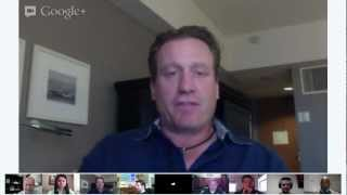 Jeremy Roenick & Tiki Barber NHL Lockout 2012