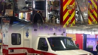 Long Island Fire/Rescue & EMS Show 2016 [Brentwood, NY]