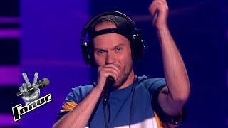"Philip Lebedev performs ""Beggin'"" - Blind Audition - The Voice Russia - Season 8"
