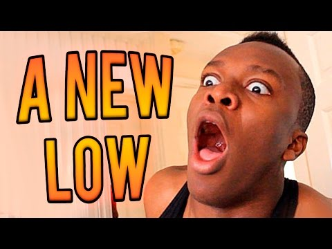KSI has hit a new low