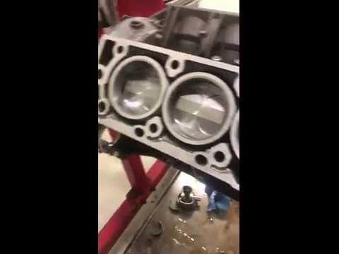 Капитальный ремонт двигателя М272 Мерседес