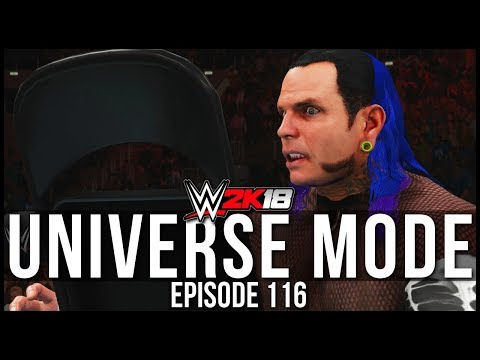 WWE 2K18 | Universe Mode - 'TLC PPV!' (PART 3/3) | #116